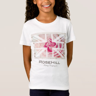 Rosehill kids Union Jack T T-Shirt