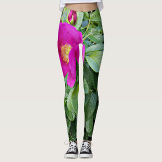 Rosehip berries | leggings
