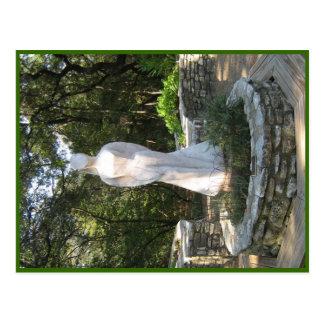Rosemary Goddess Postcard