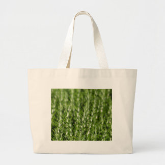 Rosemary (Rosmarinus officinalis) branches Large Tote Bag