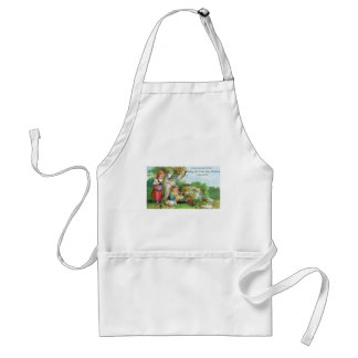 Rosenbloom and Bros Leading Boot and Shoe Dealers Adult Apron
