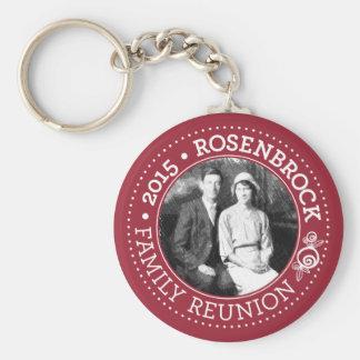 Rosenbrock Reunion Keychain