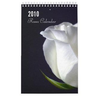 Roses 2010 Calendar