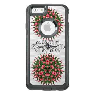 roses abstract OtterBox iPhone 6/6s case