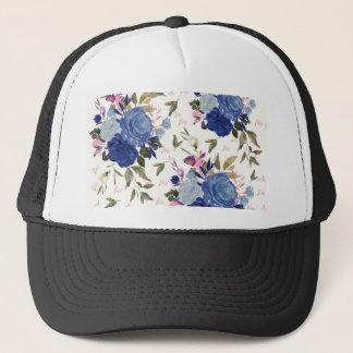 Roses and Cherries Trucker Hat