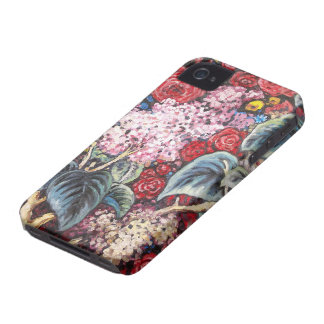 Roses and Lilacs BlackBerry Case