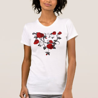 Roses and Vines Shirts