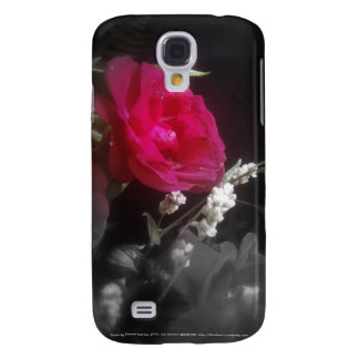 roses and wildflowers 6 galaxy s4 cover