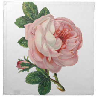 Roses are Pink Napkin