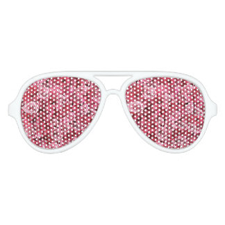 Roses Aviator Sunglasses
