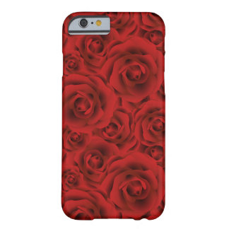 Roses Barely There iPhone 6 Case