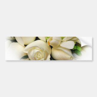 Roses_ Bumper Sticker