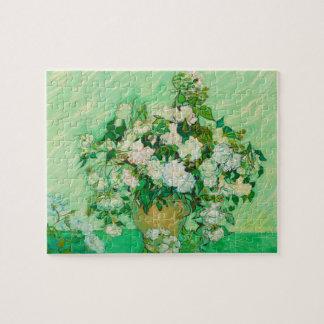 Roses by Vincent van Gogh Puzzle