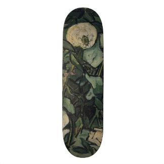 Roses by Vincent Van Gogh Skateboards