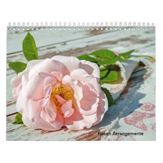 Roses calendars