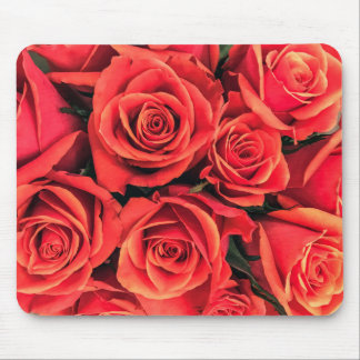 Roses Close Up Mousepad