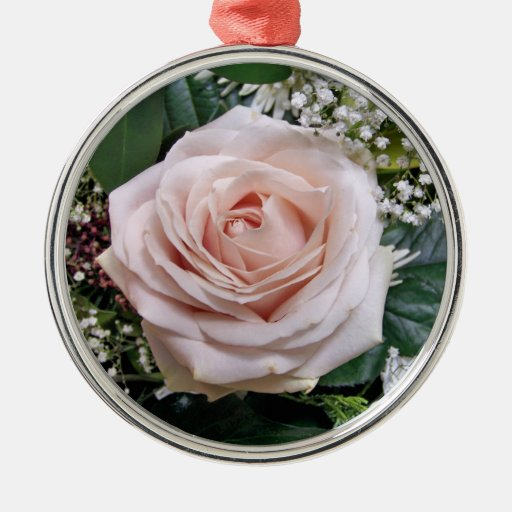 ROSES CHRISTMAS ORNAMENT