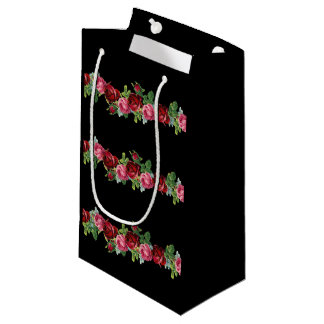 Roses entwined gift bag