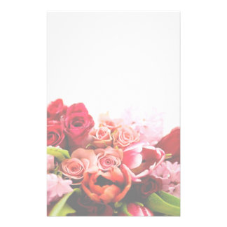 Roses & Flower - Stationery