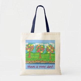 Roses Garden Bag