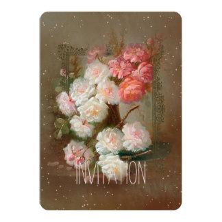 ROSES - Invitation Card