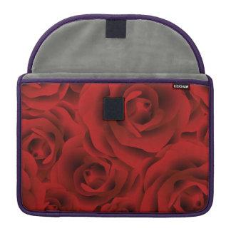 Roses MacBook Pro Sleeves