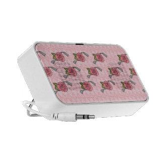 Roses Mini ipad iphone Speakers