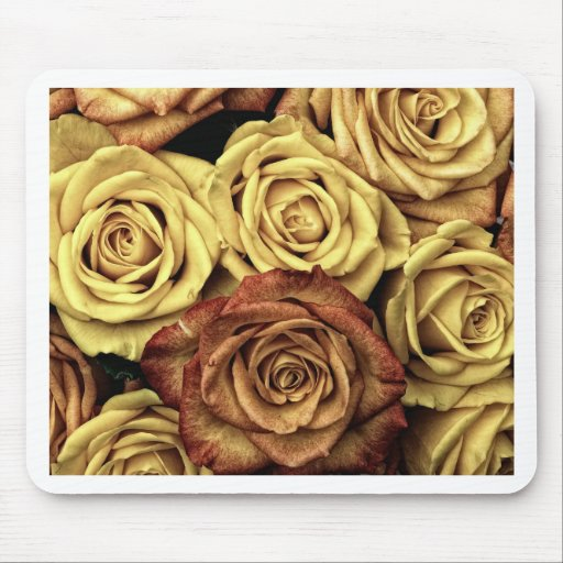 Roses Mouse Pads