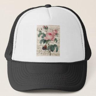 roses musicc trucker hat