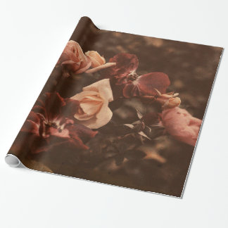 Roses of Yesteryear Wrapping Paper