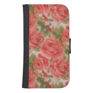 Roses on iPhone 5/5s Wallet Case