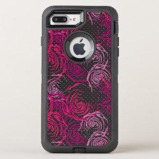 Roses Print OtterBox Defender iPhone 8 Plus/7 Plus Case