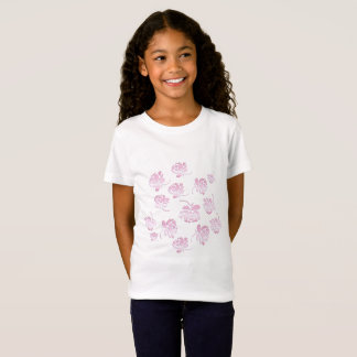 roses print T-Shirt