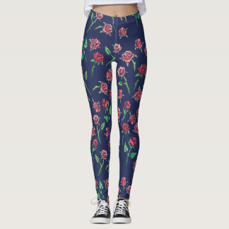 Roses Rose Gardner Leggings