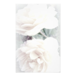 Roses Personalized Stationery