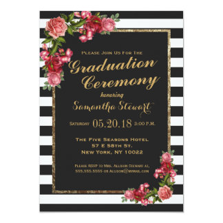 Graduation Ceremony Invitations Announcements Zazzlecomau