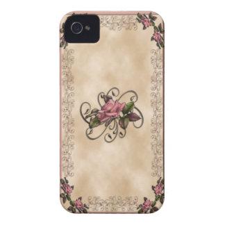 Roses & Swirls iPhone4/4s iPhone 4 Cases