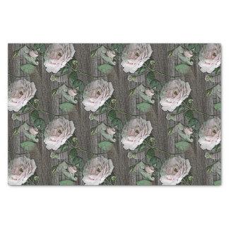 Roses Tissue Paper