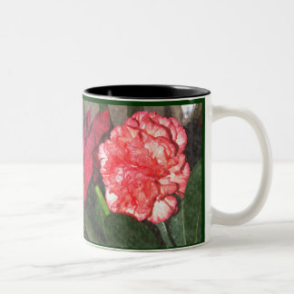 Roses Two-Tone Mug