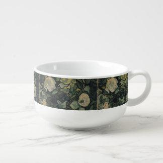 Roses Van Gogh ゴッホ, バラ, Soup Mug
