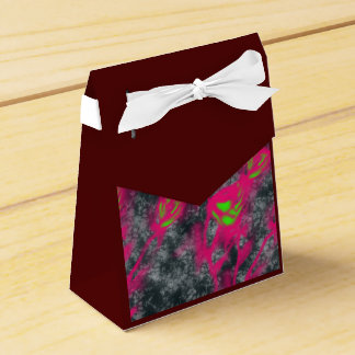 Roses Wedding Favour Box