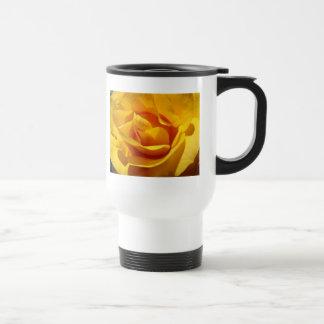 ROSES Yellow Orange Rose Flowers 1 Cards Gifts Mug
