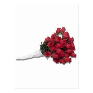 RosesInPapertowel072310 Postcard