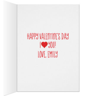 Roses's are Red Greeting Card