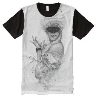 Rosetta Men's Printed T-Shirt
