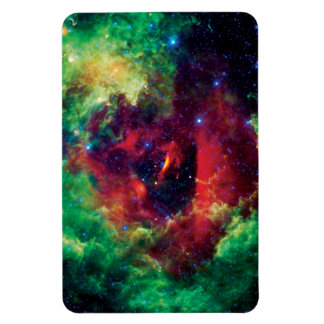 Rosetta Nebula Rectangular Photo Magnet
