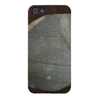 Rosetta Stone Case For iPhone 5/5S