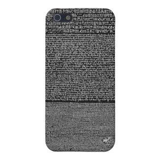 Rosetta Stone Case iPhone 5 Covers