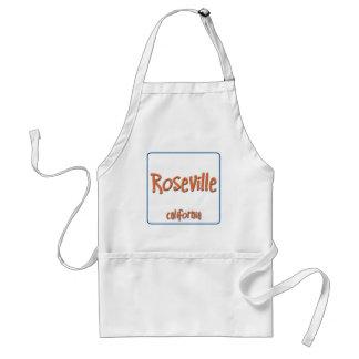 Roseville California BlueBox Adult Apron