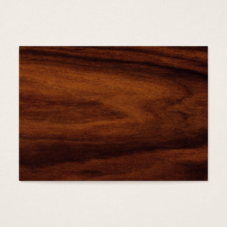 Rosewood Background Business Card